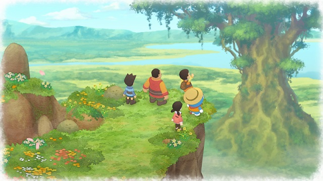 Doraemon Story of Seasons now being told