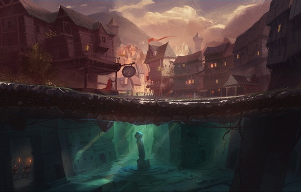 The Bard's Tale IV launches on Kickstarter, backers can get free Witcher game
