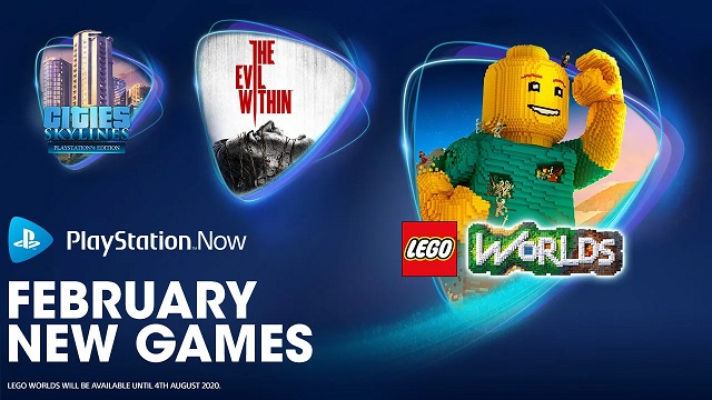 PlayStation Now feeling The Evil Within