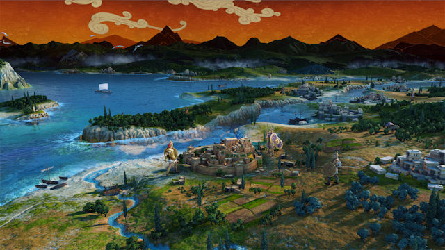 A Total War Saga: Troy will be available for free on launch day