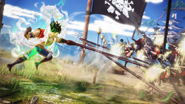 One Piece: Pirate Warriors 4 sails into release