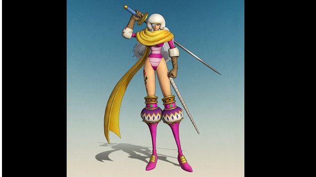 Charlotte Smoothie joining One Piece: Pirate Warriors 4