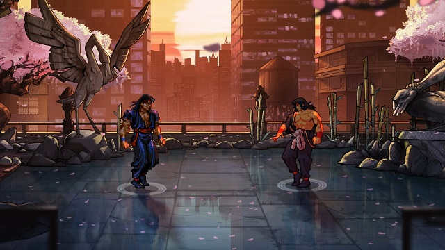 Streets of Rage 4 street date set