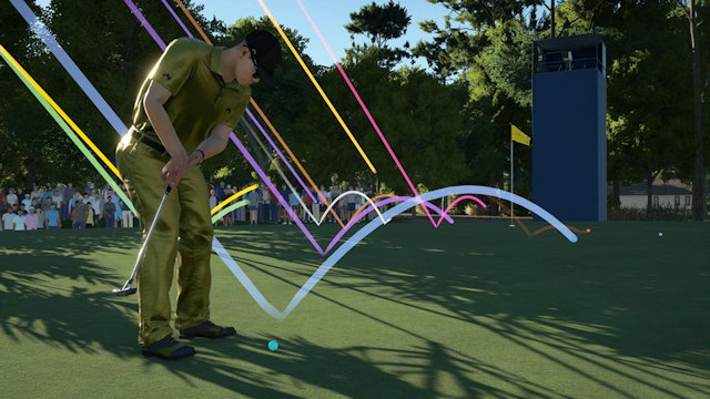 Divot Derby drops onto PGA TOUR 2K21