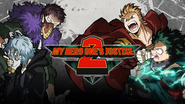 My Hero One's Justice 2 punches into release