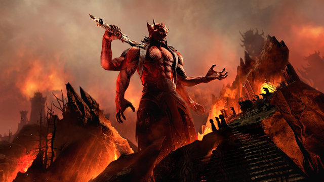 The Elder Scrolls Online opening the Gates of Oblivion