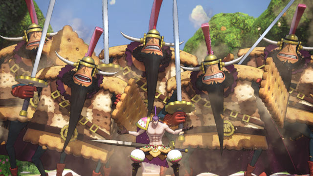 Charlotte Cracker joining One Piece: Pirate Warriors 4