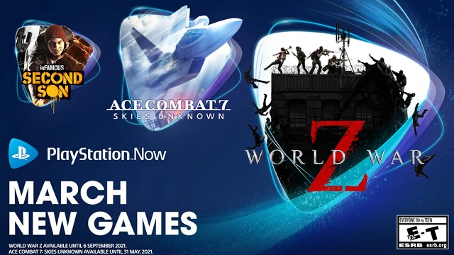 PlayStation Now adds four new games for March