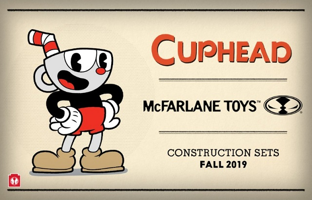 Cuphead Construction Sets coming this fall