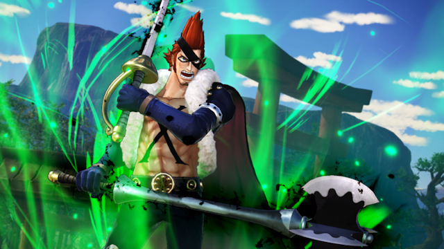 X Drake joining One Piece: Pirate Warriors 4