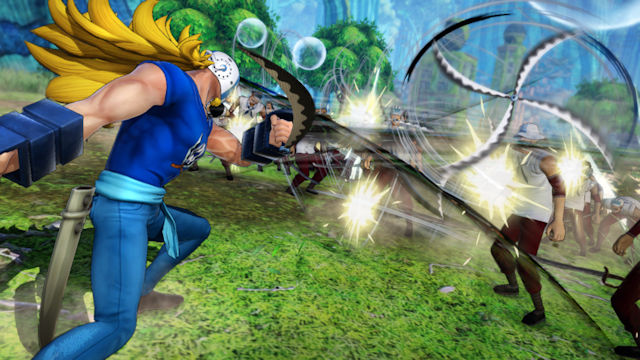 One Piece: Pirate Warriors 4 releases Character Pack 2