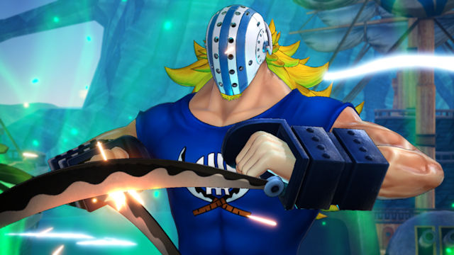 Killer joining One Piece: Pirate Warriors 4