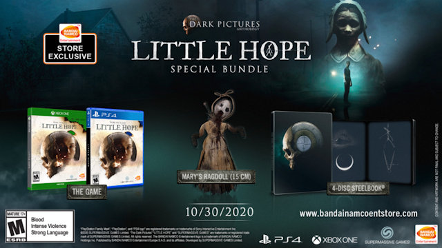 The Dark Pictures Anthology: Little Hope to be available in a Special Bundle