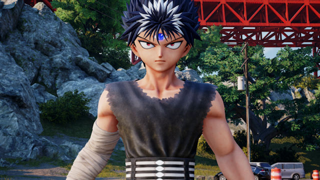 Hiei from YuYu Hakusho joining Jump Force