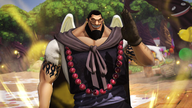 The Mad Monk joining One Piece: Pirate Warriors 4