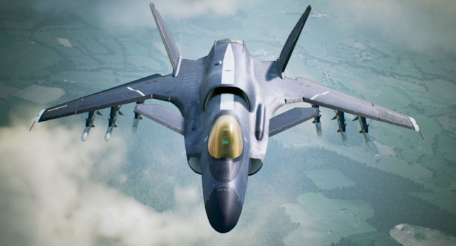 Ace Combat 7 celebrates Second Anniversary with free update