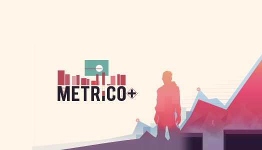 Metrico+ released on PC and PlayStation