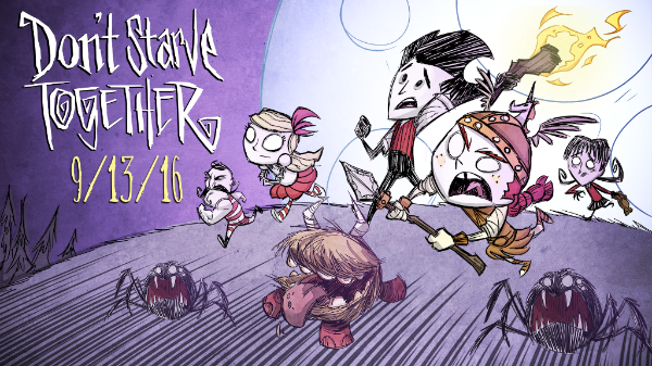 Don't Starve Together coming to PS4 in September