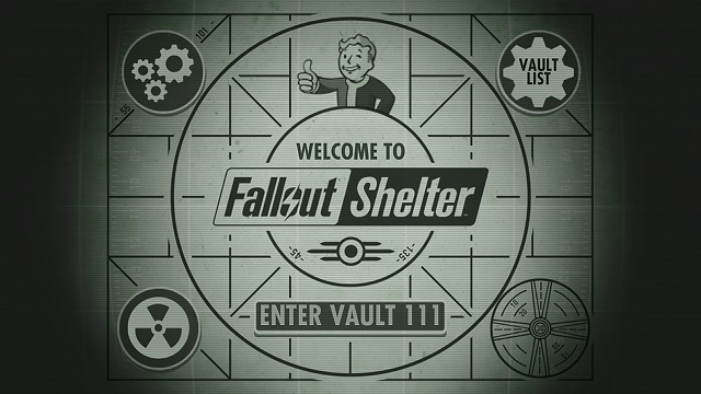 Fallout Shelter update helps you do your spring vault cleaning