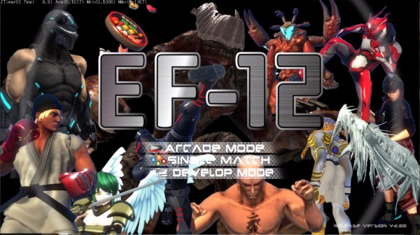 Easy to mod fighter E-12 hits Steam news image