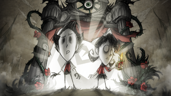 Don't Starve Together launched on Steam