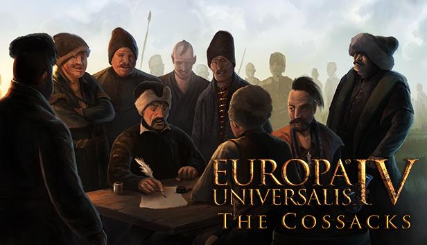 Cossacks invade Europa
