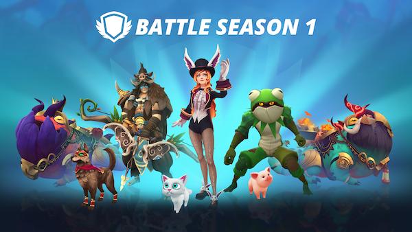 Battlerite adding Battle Pass