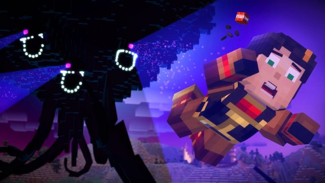 Episode 3 released for Minecraft: Story Mode