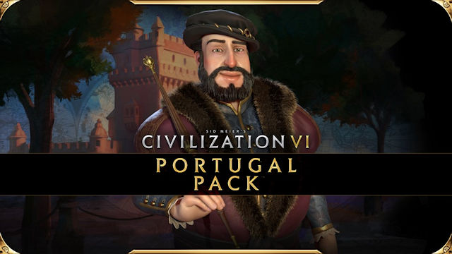 Portugal Pack released for Civilization VI