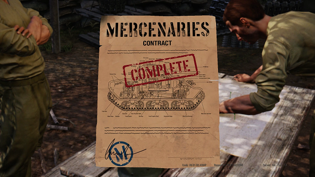 World of Tanks becoming Mercenaries on console