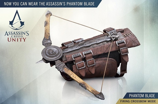Wield Arno's Phantom Blade