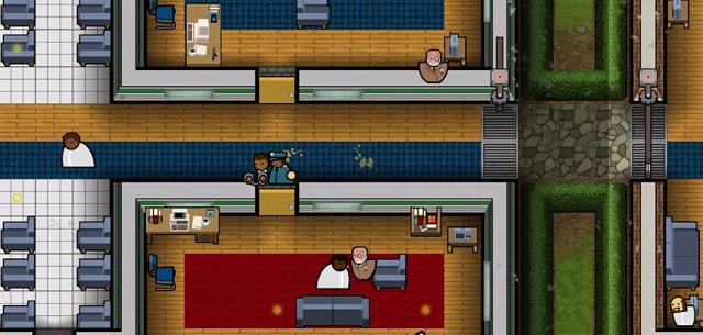 Prison Architect opens its gates to the criminally insane