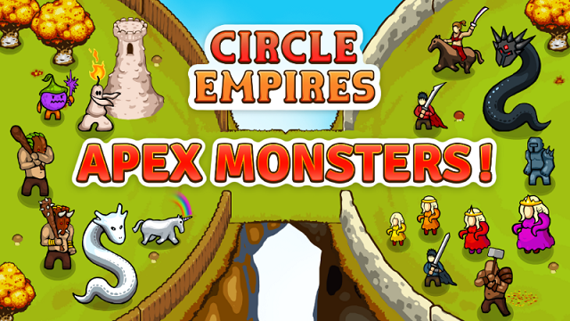 Circle Empires spins out new expansion
