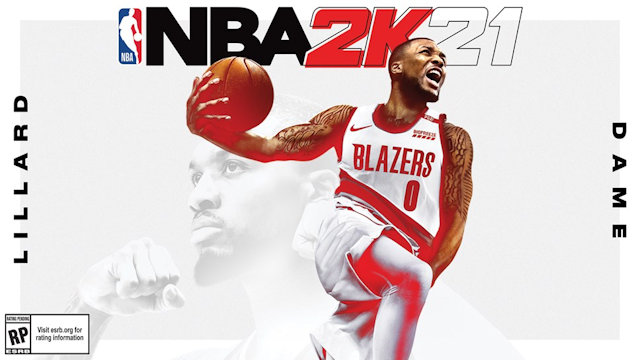 NBA 2K21 current generation cover athlete revealed