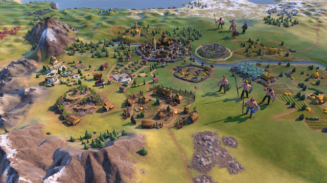 Civilization VI reveals more details on Ambiorix and Gaul