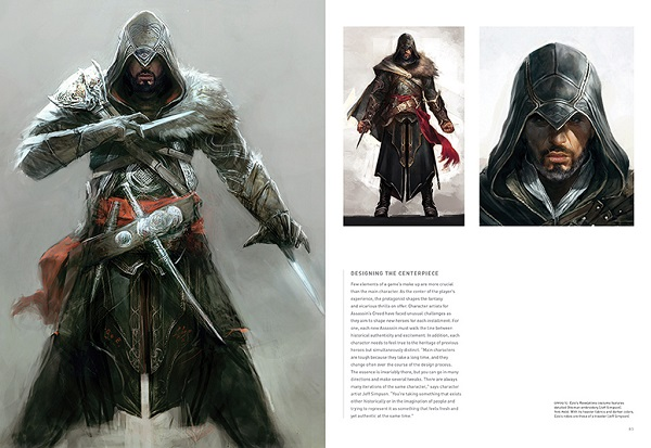 Assassin's Creed: The Complete Visual History hits stores this month