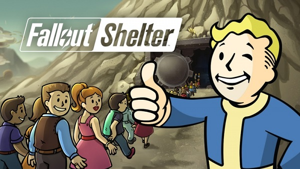Fallout Shelter tunnels into App Store