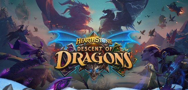 Descent of Dragons descends on Hearthstone