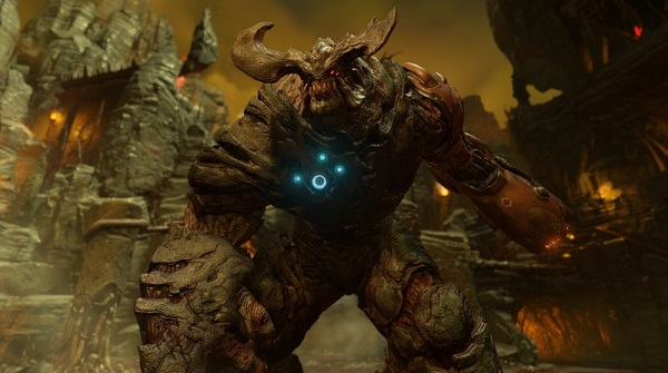 New DOOM features revealed at E3