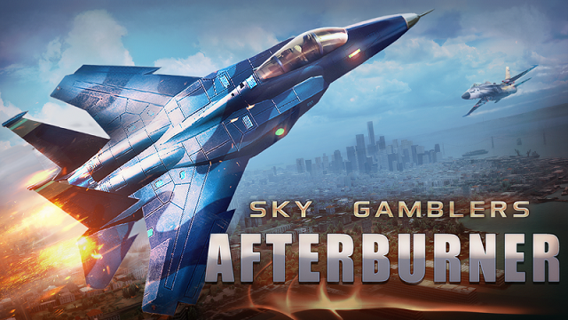 Sky Gamblers: Afterburner lands on Switch
