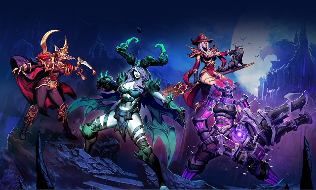 Heroes of the Storm launches The Fall of King's Crest