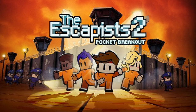 The Escapists 2 breaks out on mobile