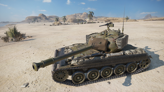 World of Tanks: Mercenaries rolls out new update