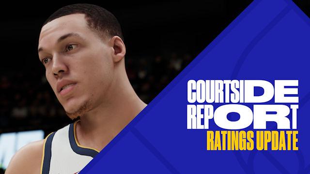 NBA 2K21 updates player ratings