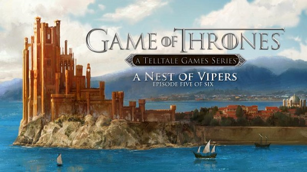 Game of Thrones unleashing A Nest of Vipers