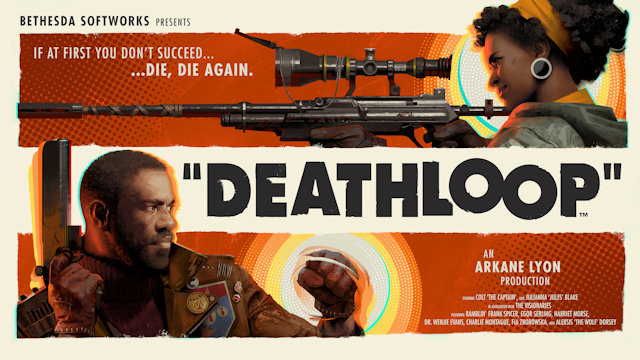 DEATHLOOP to be exclusive to PS5 and PC