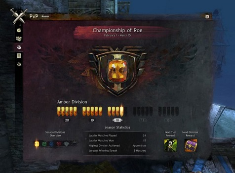 Guild Wars 2: Heart of Thorns to feature PvP Leagues system