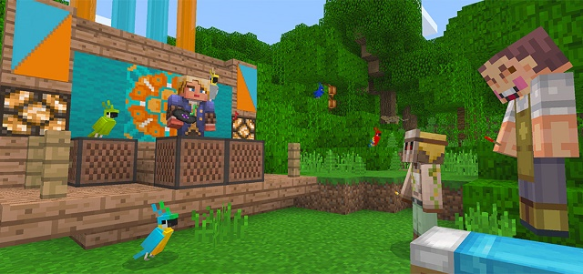 Minecraft launches Better Together beta