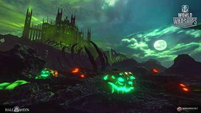 The seas are getting spooky in World of Warships