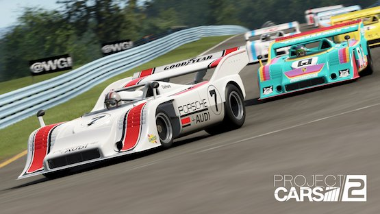 Porsche Legends Pack coming to Project CARS 2